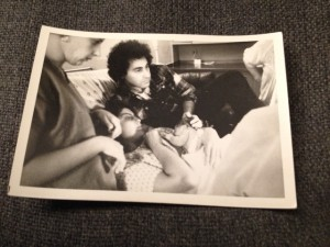 Grae's birth