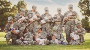 http://edition.cnn.com/2015/09/13/living/breastfeeding-soldiers-uniform-feat/index.html