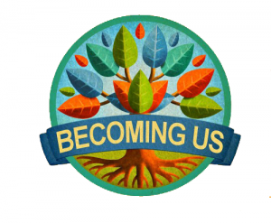 Becoming Us logo